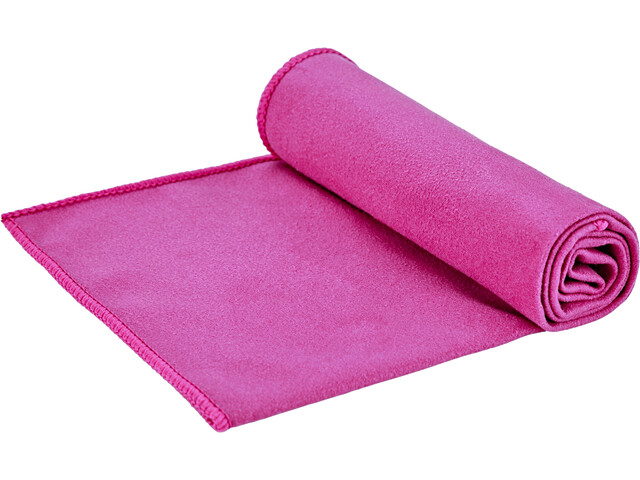 CAMPZ Toalla Microfibra 30x60cm, pink